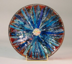 Susan Roston's Flame Bowl
